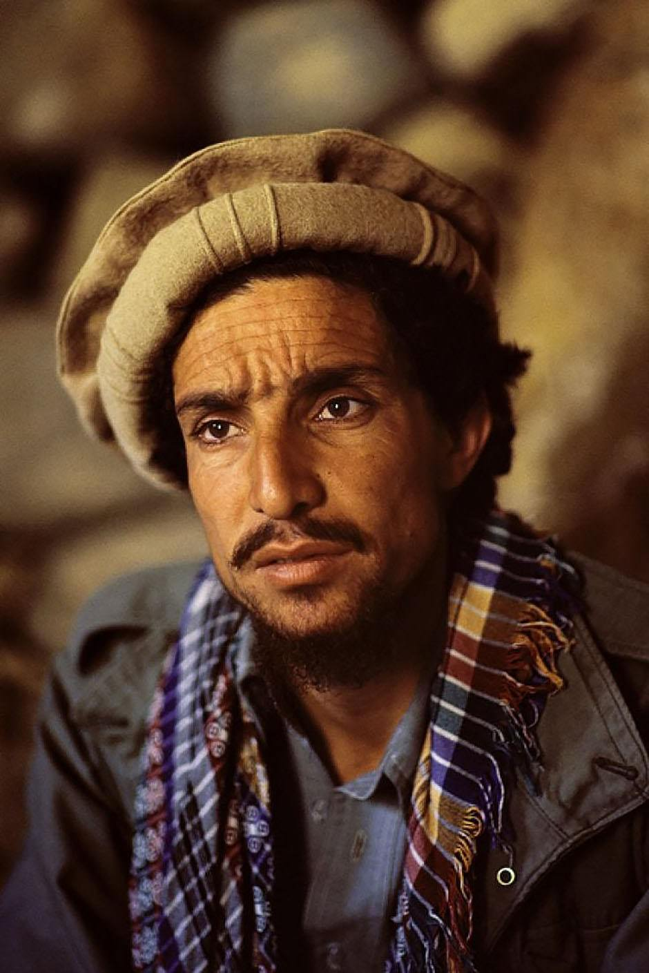 Massoud by Reza Deghati Afganistan